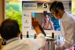 V2B Wine Meetings hk
