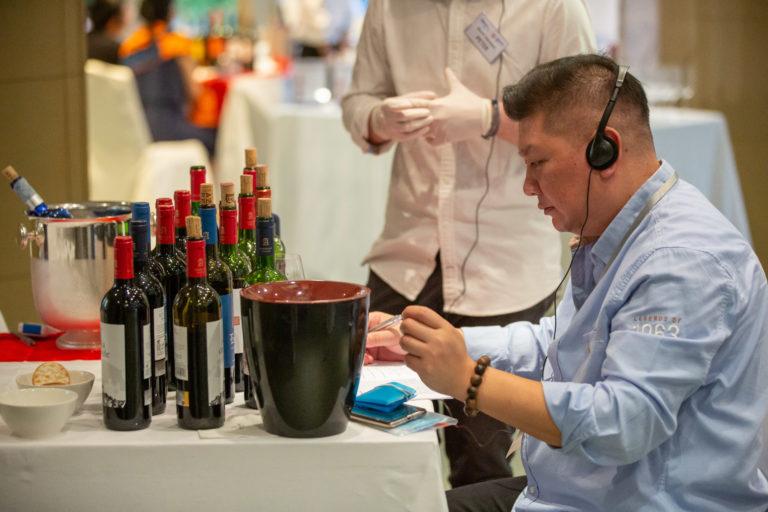 MCV vino wine