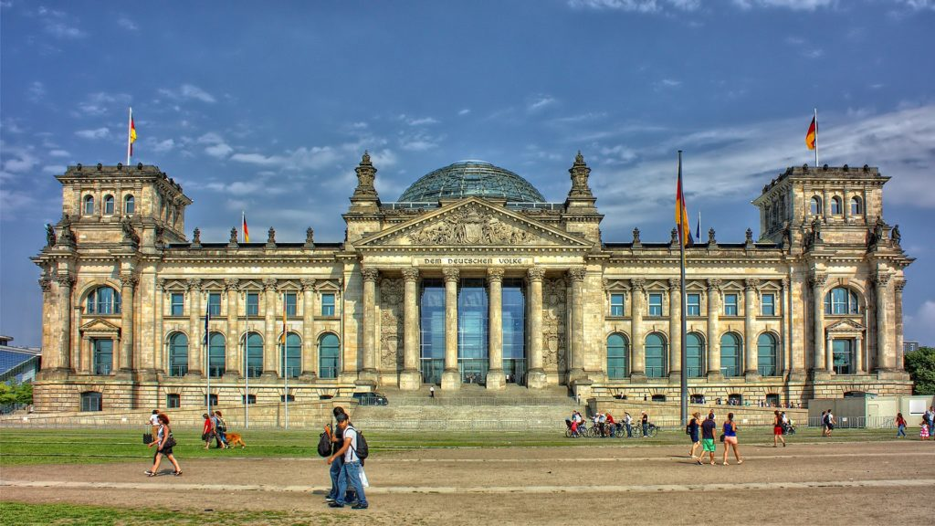 Berlin - alemania - arquitectura