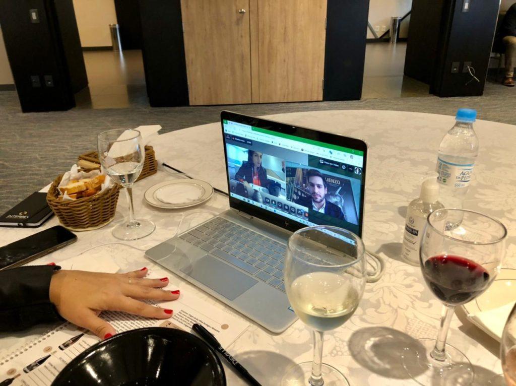 Buena acogida y perspectivas del primer Salón virtual de vinos de Castilla-La Mancha en Brasil