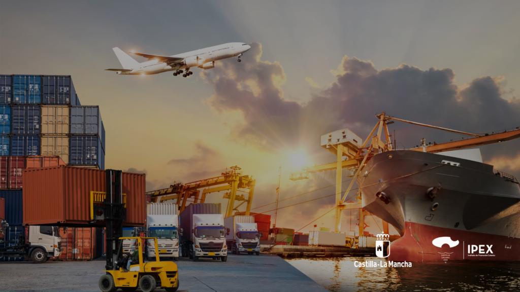 Importancia del sector logístico en Castilla-La Mancha