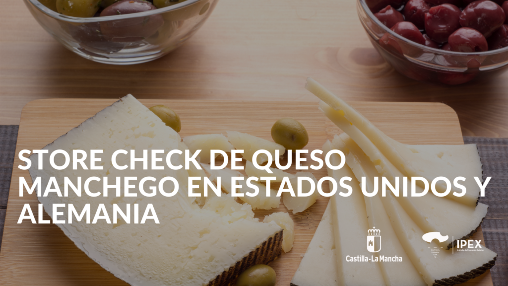 Store Check queso manchego