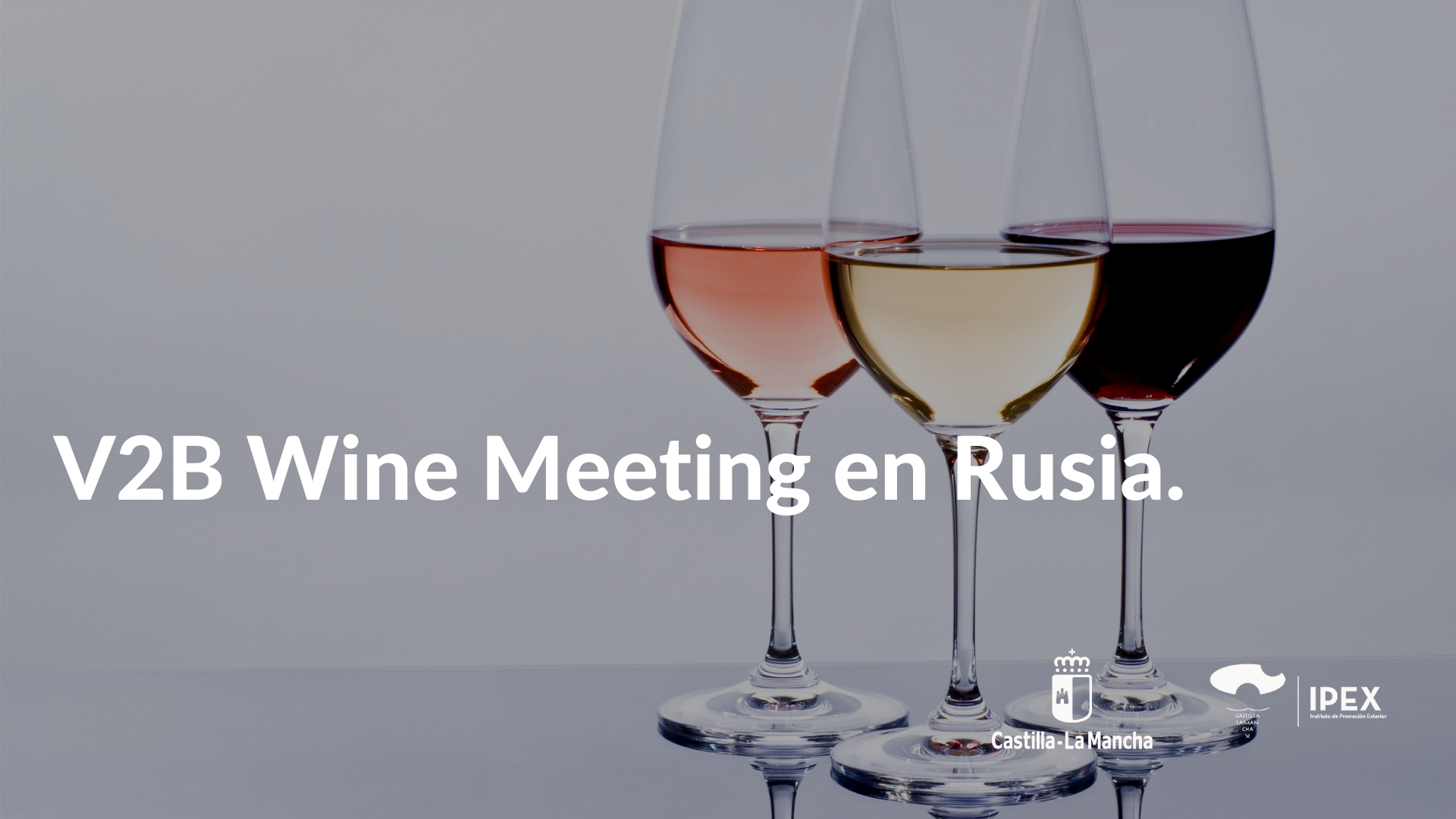 V2B Wine Meeting en Rusia.