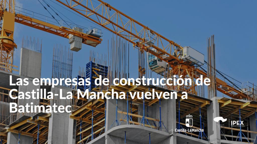 Las empresas de construcción de Castilla-La Mancha vuelven a Argelia a la feria Batimatec