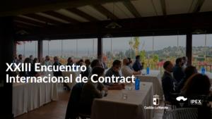 El IPEX realiza el 23er Encuentro Internacional de Contract de Castilla-La Mancha con el mayor número de reuniones hasta la fecha